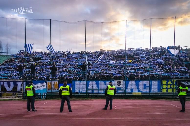 De Twaalfde Man - Sarajevo Derby