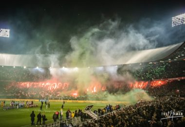 40 Greatest Football Stadiums - De Kuip