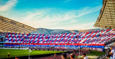 40 Greatest Football Stadiums - Poljud Hajduk