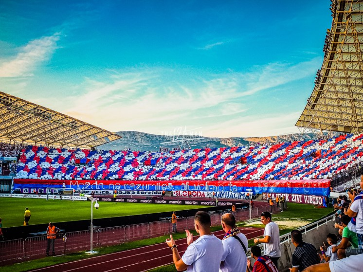 40 Greatest Football Stadiums - Poljud Hajduk