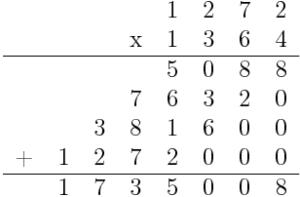 Shumezimi i numrave natyrore