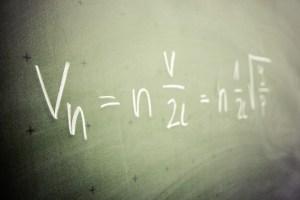 Veçimi i shkronjes ne formula