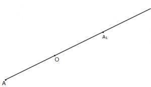 simetria sipas nje pike 1