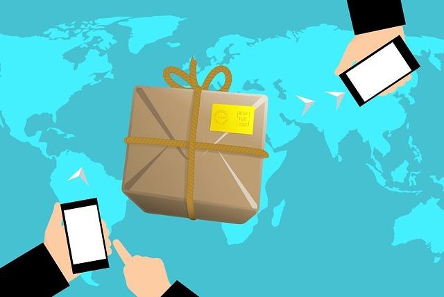 Nessa forma de e-commerce os produtos são importados