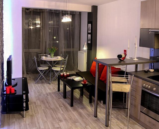 Como decorar apartamentos pequenos de um jeito fácil e com criatividade