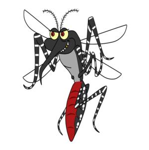 Solução para eliminar insetos e proteger sua vida