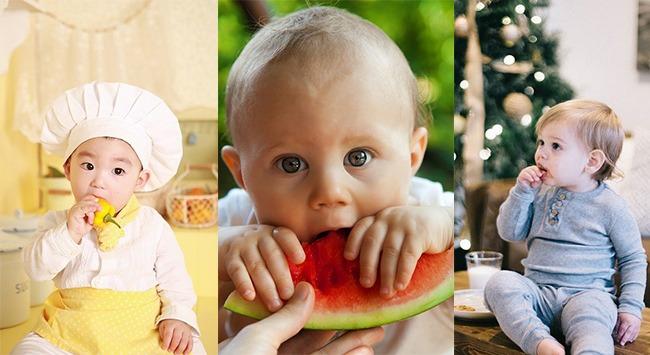 Bebê guloso vai poder se alimentar com receitas deliciosas e nutritivas