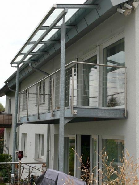 Deurer Metallbau Remchingen  Stahlbalkone