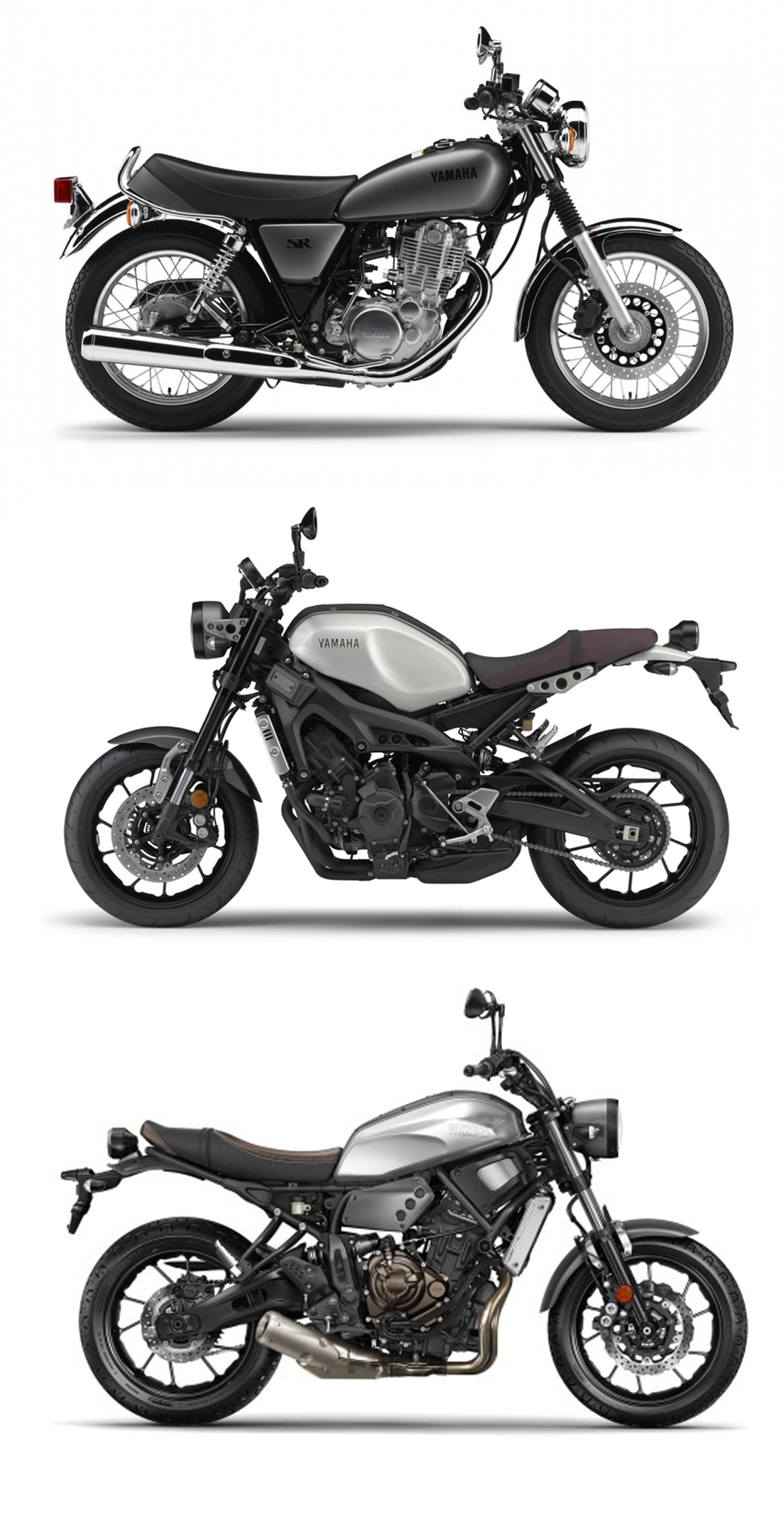 New Yamahas At The House Of Simple Pleasuresdeus Ex Machina