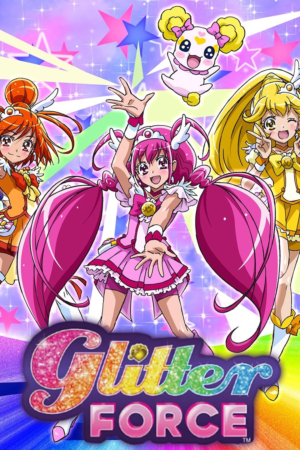 Now Starting 'Glitter Force'