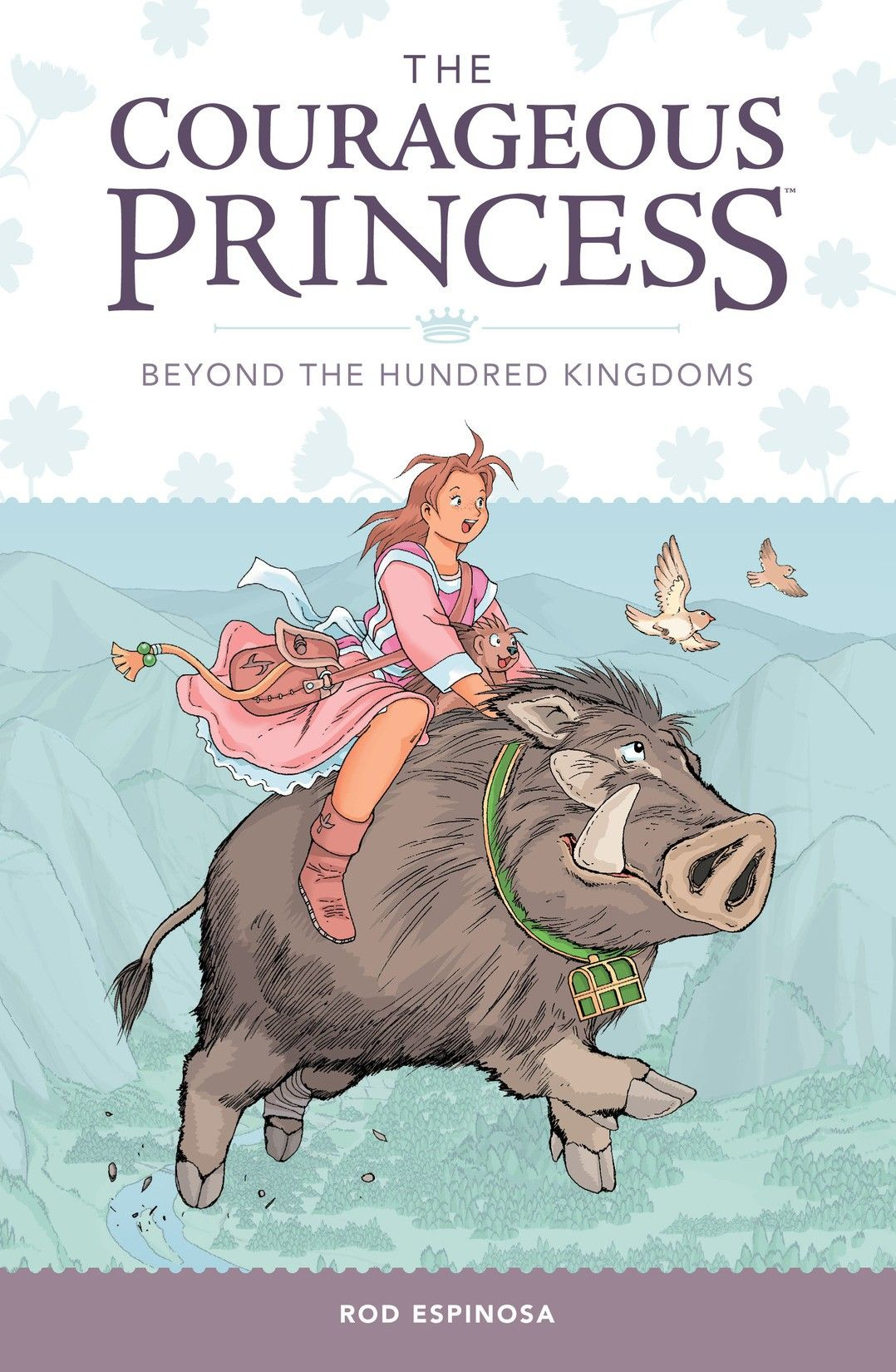 Comic Book Review: 'The Courageous Princess'