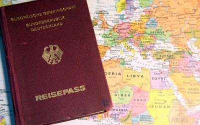 صدور جواز سفر ألماني جديد آمناً ضد التزوير