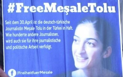 Deutsche im türkischen Gefängnis  الأخبار البسيطة (نص+صوت)