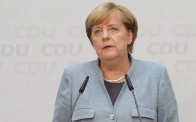 ميركل : دول أوروبا تعي مسؤولياتها في مكافحة التغير المناخي