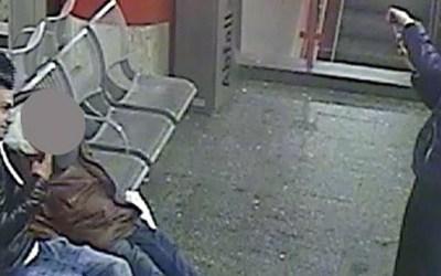 ألمانيا : الشرطة تبحث عن شابين أشعلا النار بحاجيات مشرد في محطة قطار بميونخ