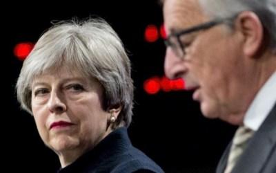 Einigung bei Brexit-Gesprächen