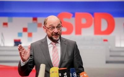 SPD will mit CDU und CSU sprechen