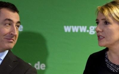 Grünen-Chefs hören auf