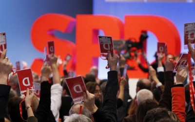 SPD für Koalitions-Gespräche