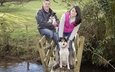 """زوجان بريطانيان يتحدثان إلى الحيوانات الحية و الميتة بـ """" التخاطر """" !"""