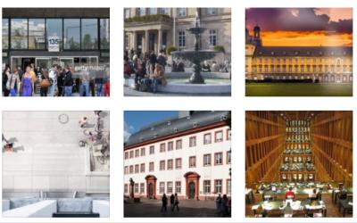 أبرز عشرة جامعات للتعليم العالي في ألمانيا