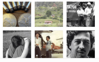 18 معلومه سريعة عن حياة أخطر مجرم عرفته كولومبيا والعالم