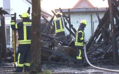"""ألمانيا : حريق في """" كشك """" بالقرب من مسجد في هذه المدينة"""