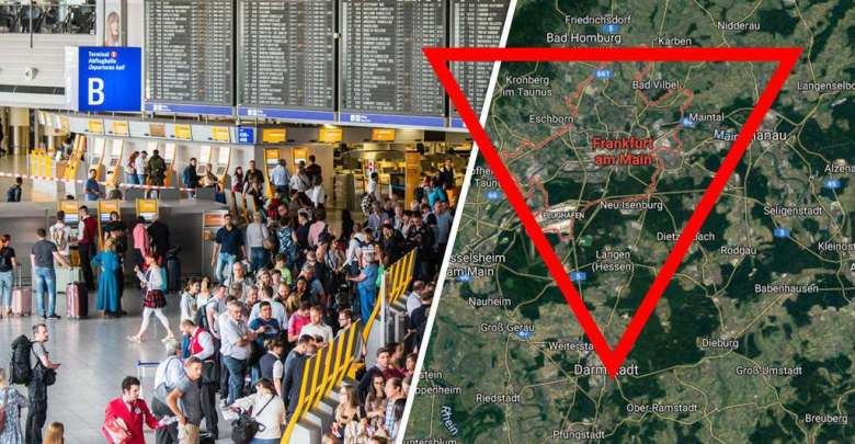 وسائل إعلام ألمانية : في مطار فرانكفورت .. الجمارك تعثر على شيء فظيع بحوزة راكب