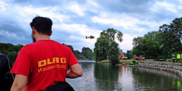 ألمانيا : موت شاب سوري غرقاً في بحيرة أمام عائلته في هذه المدينة