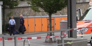 ألمانيا : مشتبه به في قتل شخصين بمحطة قطار يعترف بجريمته