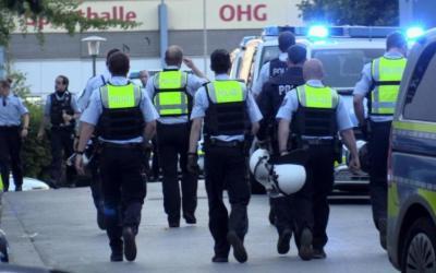 مشاجرة كبيرة تتسبب بعملية واسعة للشرطة في مدينة ألمانية