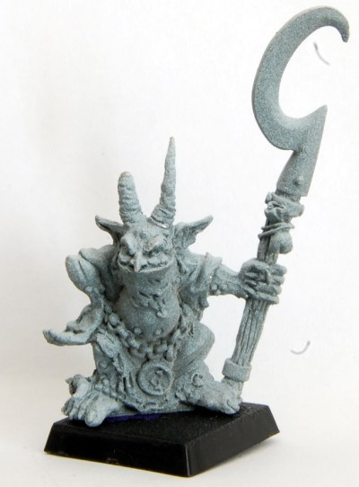 WIP Witchcraft Cave Goblin Witchdoctor