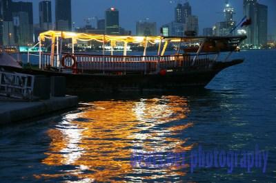 Boat at the Corniche