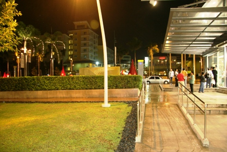 Serendra in Fort Bonifacio