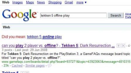 tekken-5-offline-play-google-search