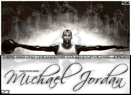 Michael Jordan: The Greatness of his Airness