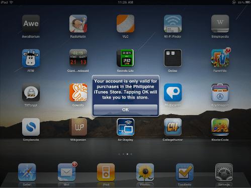 Managing Multiple iTunes Account in one iPhone/iPad