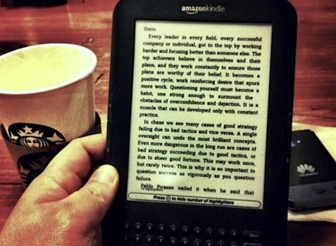 Why I Bought a Kindle?
