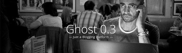Ghost – just a blogging platform