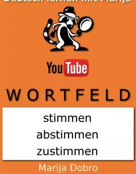 WortfeldSTIMMEN