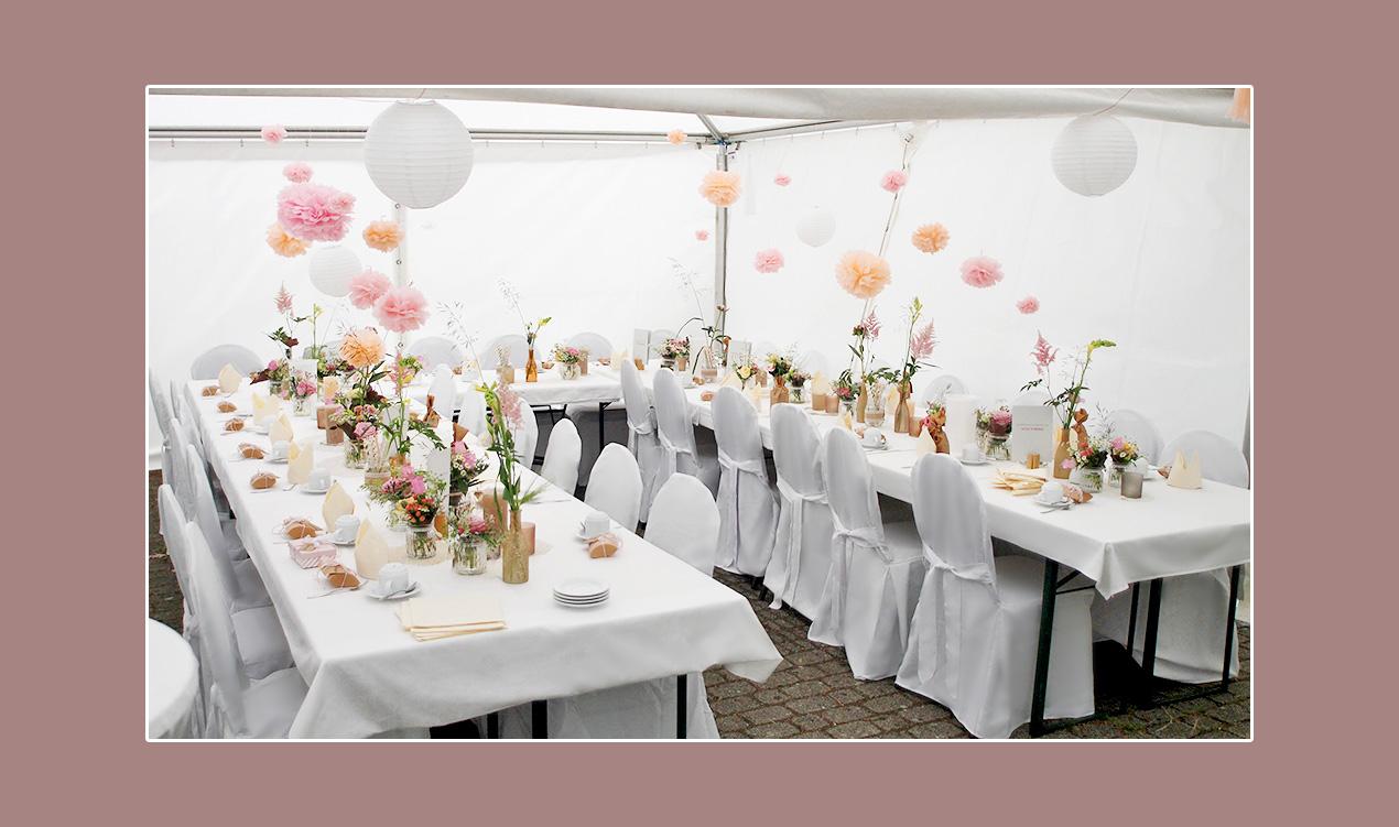 Hochzeitsdeko  Russische Hochzeit fr Deutsche