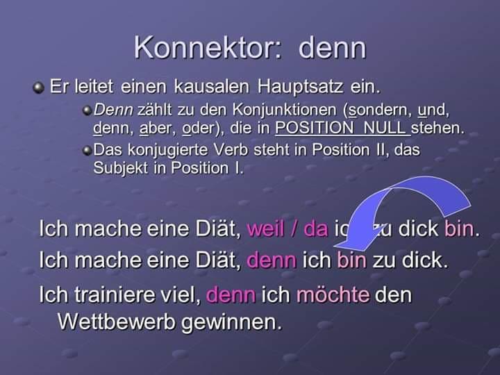 Konnektor: denn