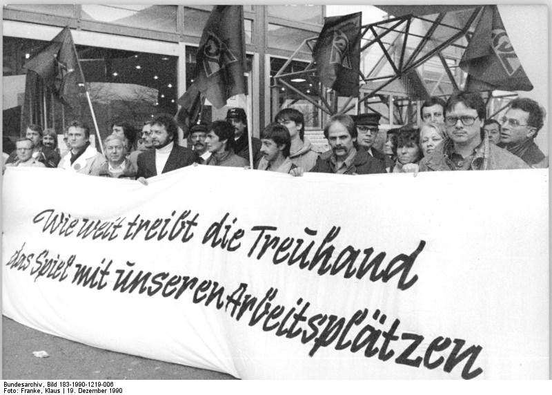 Chronik  Deutsche Einheit 1990