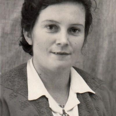 Lydia, Tochter von Waldemar Rolloff