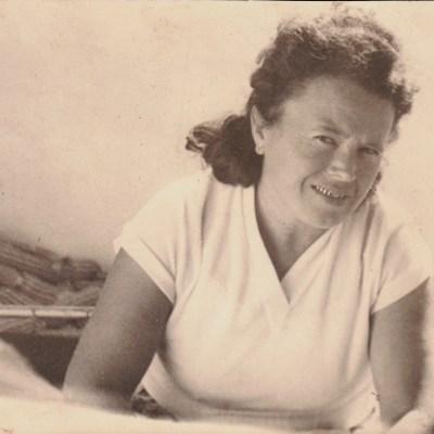 Gertrude, Tochter von Tamara Rolloff