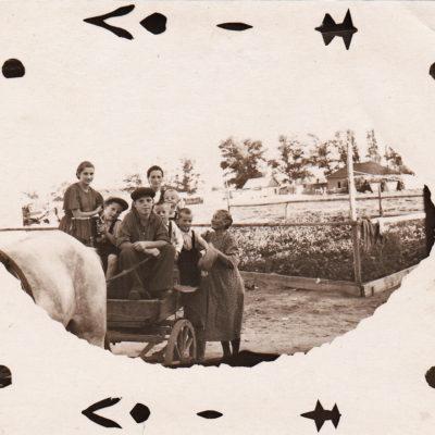 Wilhelm Rolloff, Frau Frieda und Nachkommen