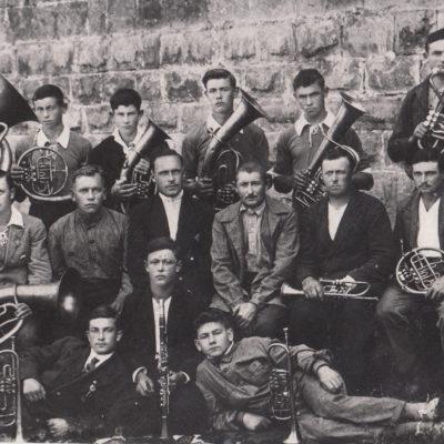 1930er Bläser aus Kirowka