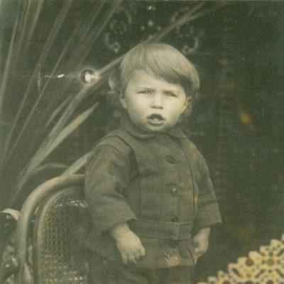 Franz, Sohn von Ernst Plieninger