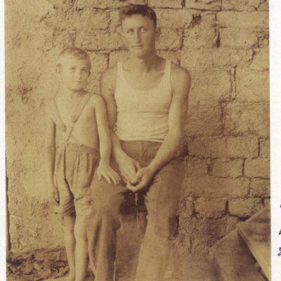 rechts Emanuel Schall jr.