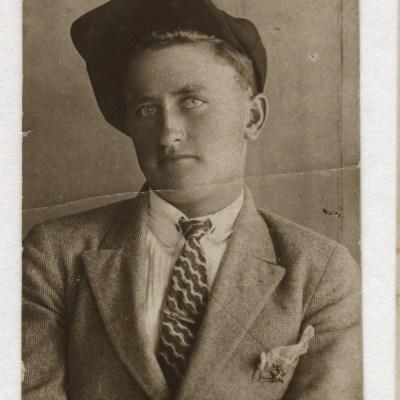 Emanuel jr., Sohn von Emanuel Schall